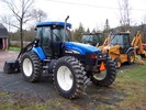 NEW HOLLAND TV145 TRACTOR OPERATORS MANUAL