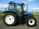 Thumbnail NEW HOLLAND TS90 TS100 TS110 TS115 SYNCHRO COMMAND AND ELECTROSHIFT WITH POWER SHUTTLE TRACTOR OPERATORS MANUAL