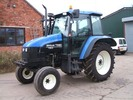 Thumbnail NEW HOLLAND TS90 TS100 TS110 SYNCHRO COMMAND AND ELECTROSHIFT TRANSMISSIONS TRACTOR OPERATORS MANUAL