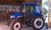 Thumbnail NEW HOLLAND TD80D TD95D WITH SUSPENDET PEDALS TRACTOR OPERATORS MANUAL