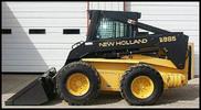 NEW HOLLAND LX985 SKID STEER LOADER OPERATORS MANUAL