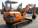 Thumbnail HITACHI EX35UNA MINI EXCAVATOR PARTS CATALOG MANUAL ( Serial Number: 230001 and up )