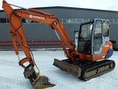 Thumbnail HITACHI EX40U MINI EXCAVATOR PARTS CATALOG MANUAL ( Serial Number: 001001 and up )
