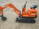 Thumbnail HITACHI EX5 EXCAVATOR EQUIPMENT COMPONENTS  PARTS CATALOG MANUAL ( Serial Number: 000101 AND UP )