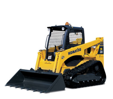 Pay for KOMATSU CK-30-1 COMPACT TRACK SKID STEER SERVICE SHOP MANUAL
