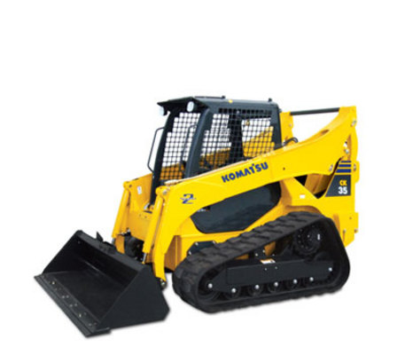 Pay for KOMATSU CK35-1 COMPACT TRACK SKID STEER SERVICE SHOP MANUAL