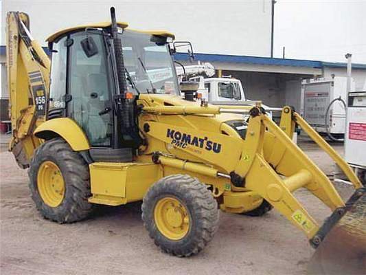 komatsu backhoe service shop manual archives pligg. Black Bedroom Furniture Sets. Home Design Ideas