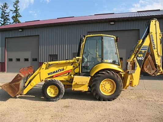 komatsu wb140 2 wb150 2 backhoe loader service shop manual. Black Bedroom Furniture Sets. Home Design Ideas