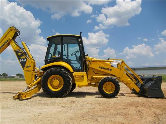 komatsu wb140 2n wb150 2n backhoe service shop manual 2. Black Bedroom Furniture Sets. Home Design Ideas