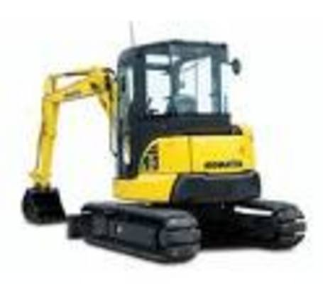 Pay for KOMATSU PC45MR-3 PC55MR-3 EXCAVATOR SERVICE SHOP MANUAL