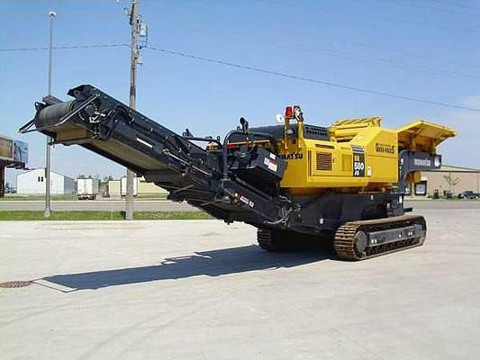 Pay for KOMATSU BR580JG-1 GALEO MOBILE CRUSHER SERVICE SHOP MANUAL