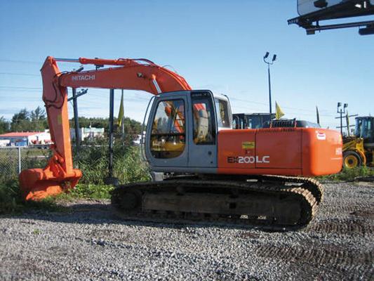 hitachi ex200 5 ex220 5 ex270 5 excavator service manual downlo rh tradebit com Hitachi EX150 Hitachi EX120