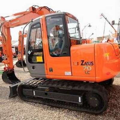 Pay for HITACHI ZAXIS ZX 70 70LC EXCAVATOR SERVICE  MANUAL SET