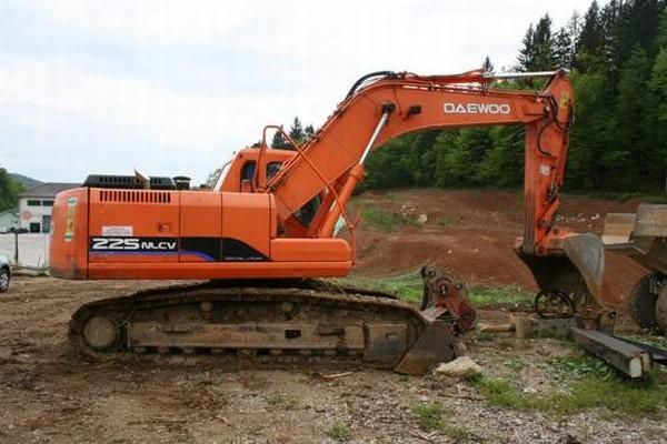daewoo doosan solar 255lc v excavator service manual download man rh tradebit com Doosan Excavator Liebherr Excavator