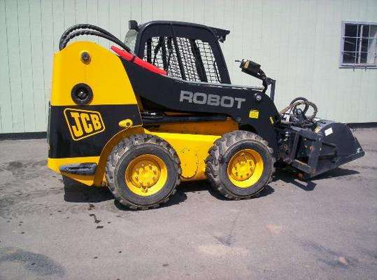 Pay for JCB 190 1110  ROBOT SKID STEER SERVICE MANUAL