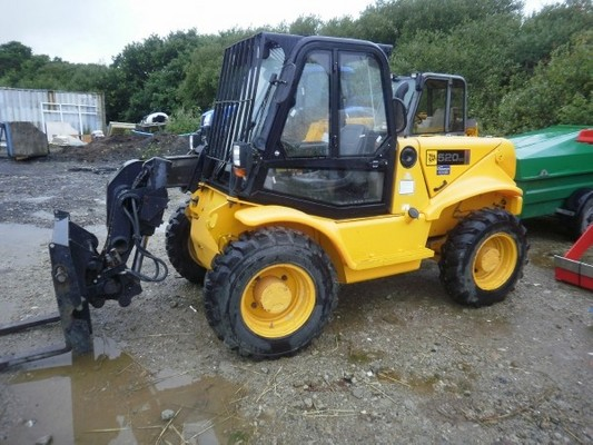 Pay for JCB 520-50 525-50 525-50S TELESCOPIC HANDLER SERVICE MANUAL