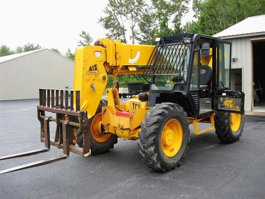Pay for JCB 506C 506C HL 508C TELESCOPIC HANDLER SERVICE MANUAL