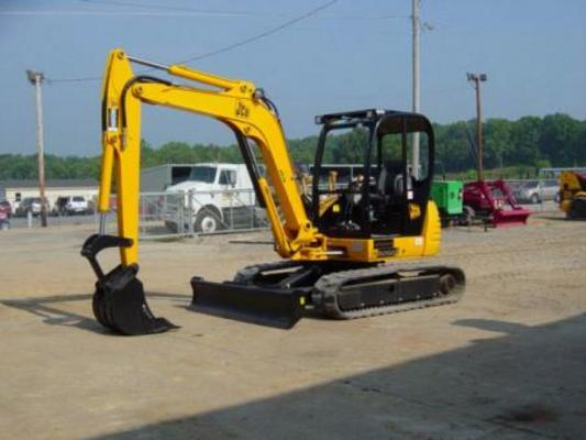 Pay for JCB 8052 8060 TRACKED EXCAVATOR SERVICE MANUAL