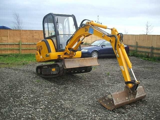 Jcb 802 802 4 802 Super Tracked Excavator Service Manual