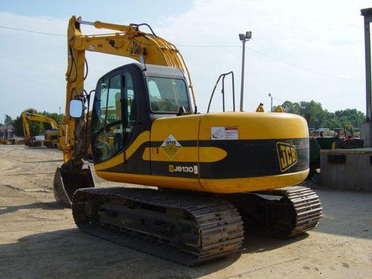 Jcb Js110 Js130 Js150lc Tracked Excavator Service Manual