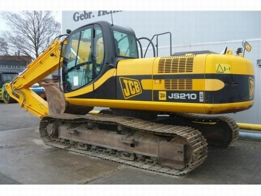 Jcb Js200 Js210 Js220 Js240 Js260 Excavator Service Manual