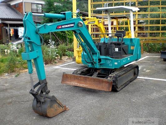 komatsu pc05 6 pc07 1 pc10 6 pc15 2 excavator service manual down rh tradebit com
