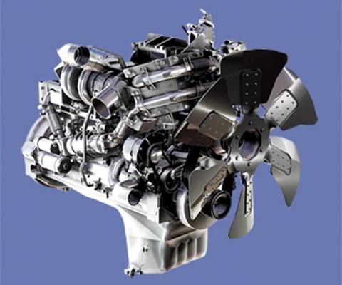Pay for KOMATSU SAA6D140E-5 ENGINE SERVICE SHOP MANUAL