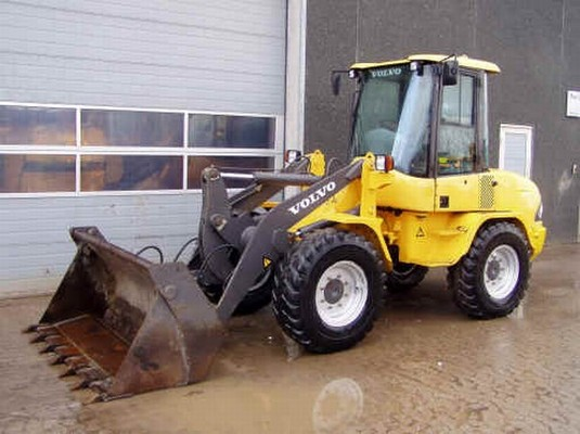 Pay for VOLVO L30B COMPACT WHEEL LOADER SERVICE REPAIR MANUAL