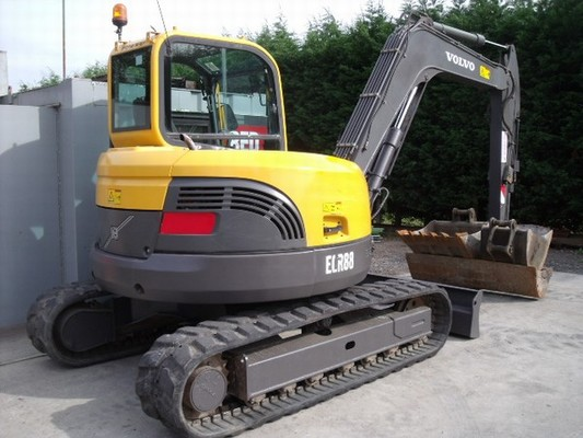 Pay for VOLVO ECR88 COMPACT EXCAVATOR SERVICE REPAIR MANUAL