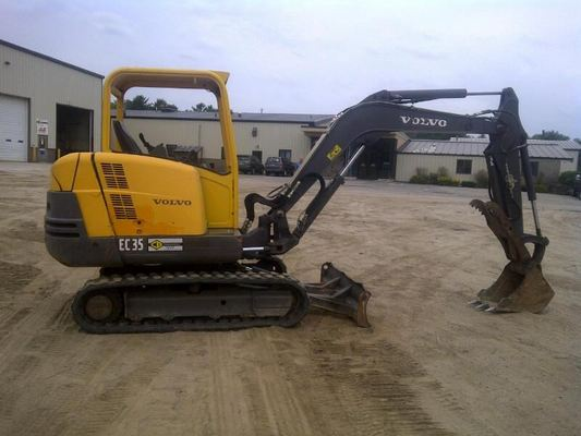 Pay for VOLVO EC35 COMPACT EXCAVATOR SERVICE REPAIR MANUAL