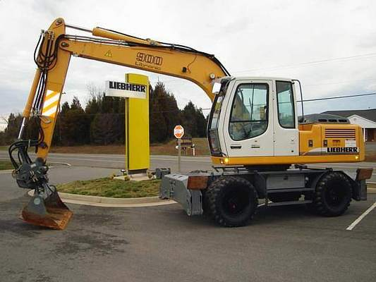 Pay for LIEBHERR A900 A902 A912 A922 A932 EXCAVATOR SERVICE MANUAL