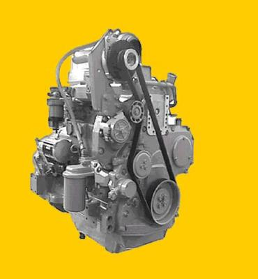 Pay for LIEBHERR D934 A6 936 A6 DIESEL ENGINE SERVICE MANUAL