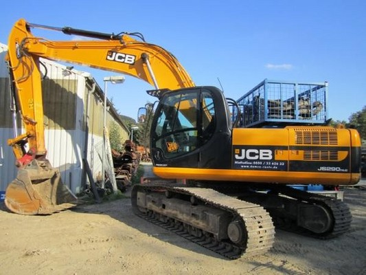 jcb js290 auto tier iii tracked excavator service manual. Black Bedroom Furniture Sets. Home Design Ideas