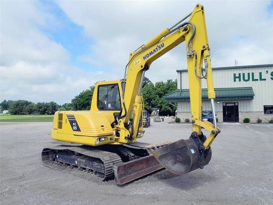 Pay for KOMATSU PC95R-2 EXCAVATOR SERVICE SHOP MANUAL