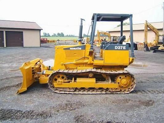 komatsu d31p 20a d37e 5 d37p 5a bulldozer maintenance manual down rh tradebit com Komatsu D31P Specs Komatsu D31P Specifications