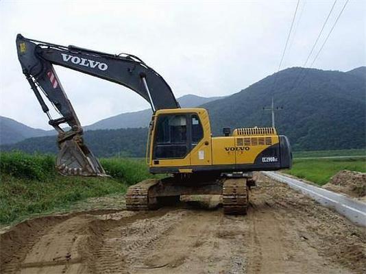 Pay for VOLVO EC290B LC EXCAVATOR SERVICE REPAIR MANUAL
