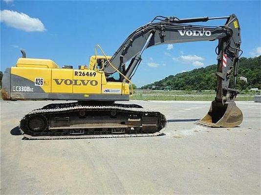 volvo ec140c l excavator service repair manual