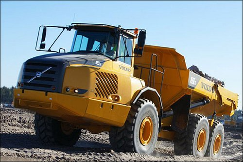 Pay for VOLVO A35E FS ARTICULATED DUMP TRUCK SERVICE REPAIR MANUAL