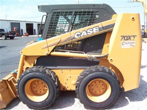 case 70xt skid steer loader parts catalog manual