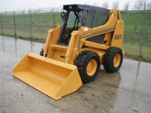 Pay for CASE 95XT SKID STEER LOADER PARTS CATALOG MANUAL