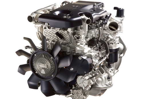 Hitachi Isuzu 4jj1 Engine Service Manual