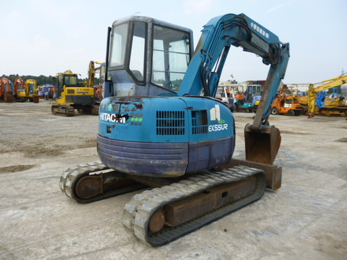 hitachi ex55ur excavator parts catalog manual download manuals a rh tradebit com Backhoe Excavator Hitachi Mini Excavator
