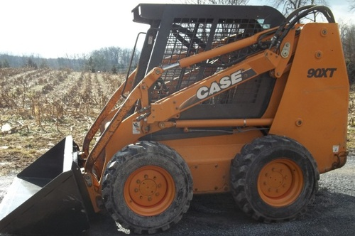 case 85xt 90xt 95xt skid steer troubleshooting and schematic servic rh tradebit com Case 85XT Service Manual Case 85XT Service Manual