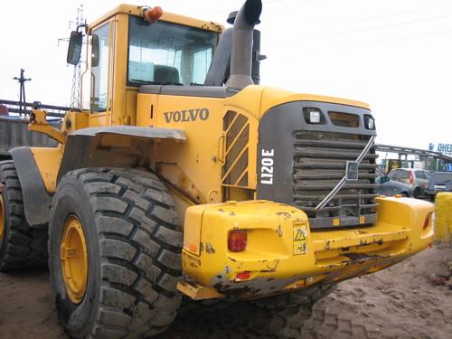 volvo l120e wheel loader service repair manual download manuals rh tradebit com