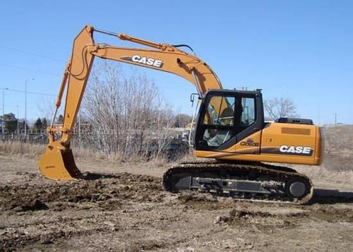 case cx160b cx180b crawler excavator service repair manual germany. Black Bedroom Furniture Sets. Home Design Ideas