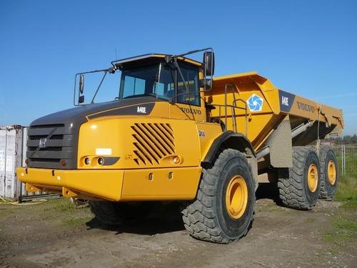 volvo a40e articulated dump truck service repair manual download rh tradebit com volvo a25c dump truck operators manual volvo a25c operator's manual