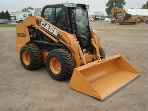 Case Skidder Parts : Case sv skid steer loader parts catalog manual