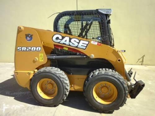 Case Skidder Parts : Case sr skid steer loader parts catalog manual