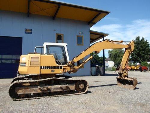 Liebherr R310b Hydraulic Excavator Operators Operating Manual Serial No From 1038 Tradebit