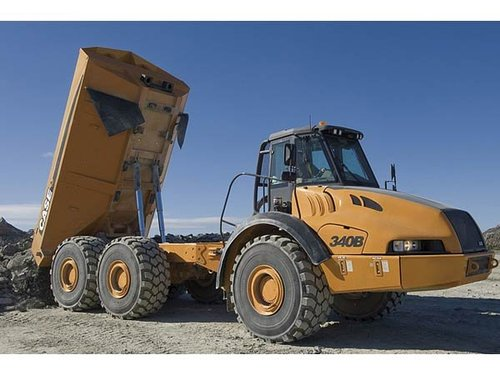 Pay for CASE 335B 340B TIER 3 ARTICULATED DUMP TRUCK OPERATORS MANUAL
